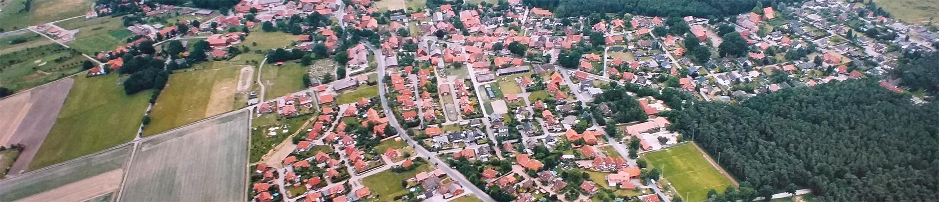 Luftbild Mardorf