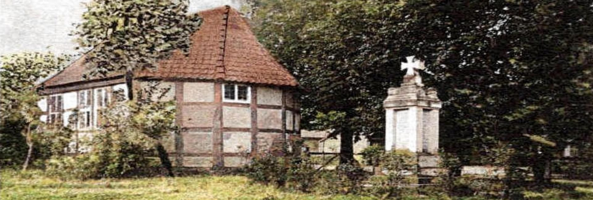 Kapelle 1920