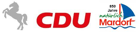 Logo CDU 2021©Dorfgemeinschaft Mardorf e.V.